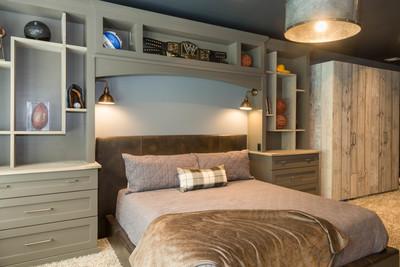 Teenage Boy's Room