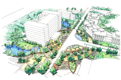 An'shun Campus Landscape Planning + Design