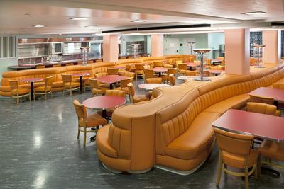 Paul Williams Coffee Shop /Faculty Dining Room at RFK School