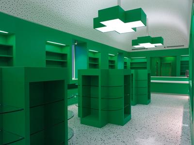 Pharmacy in Castelfiorentino