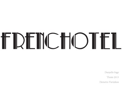 Thesis - FrencHotel
