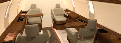 Hawker Beechcraft- Fuselage and Seating Design