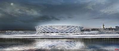 May-Nov 2013: Volgograd Stadium