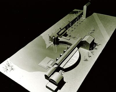 Architecture School - 1984