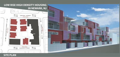 Low Rise High Density Housing