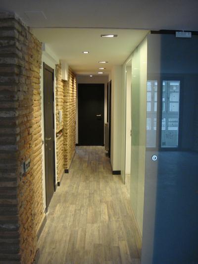 Loft Restoration in Logroño, Spain_Interior Design