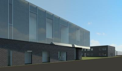 St Stephen´s Centre (Revit project)