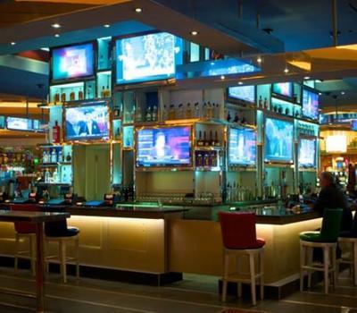 Parx Casino Back Bar