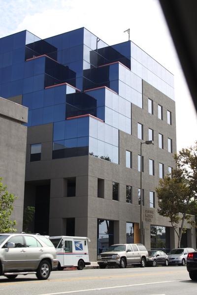 Glendale Memorial Hospital Medical Office Building II, Glendale, California