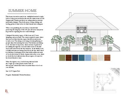 Summer House Renovation