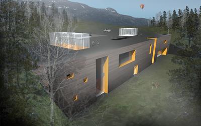 Valles Caldera Visitor Center
