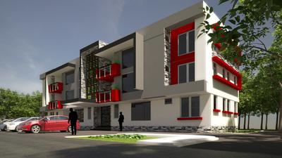Bosie Apartments