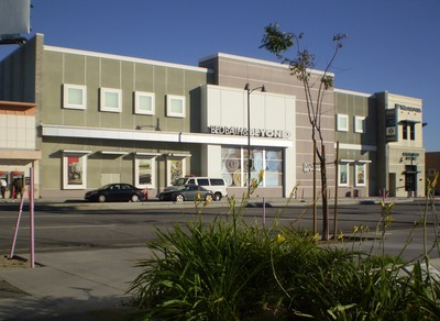 Bed Bath & Beyond and Commercial Building / 2006-2008