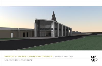 Prince of Peace Lutheran Church Renovation