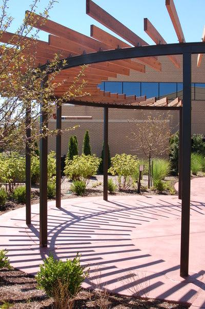 Siteman Cancer Center Healing Garden
