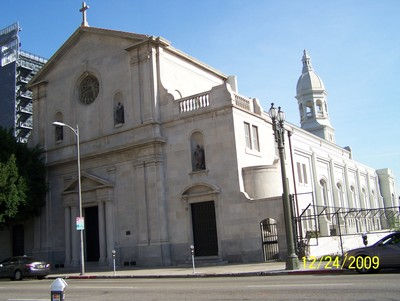 Saint Vibiana Cathedral