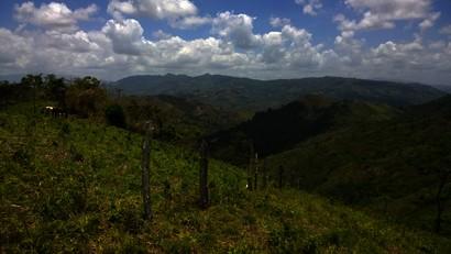 Photo taken from Aguas Vivas