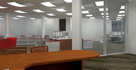 Rendering done for full build out in Farmington, connecticut