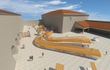 2014 Dawntown Miami Design Build Competition, Finalist Entry