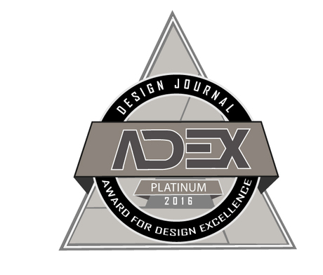 Lightlink is proud to announce we've been awarded 7 Platinum ADEX Awards + 4 Gold + 7 Editor's Choice Awards from Design Journal / Architerious