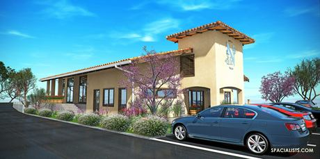 Winery Commercial Remodel and Design by SPACIALISTS in Reno, Nevada. Architectural 3d rendering, rendering, Visual Illustrator, design, In Austin Texas. www.spacialists.com