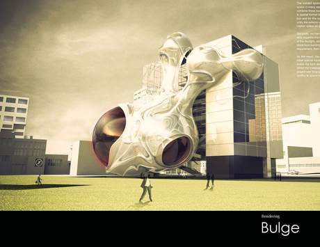 Bulge (Comteporary Hotel and Theatre Design)