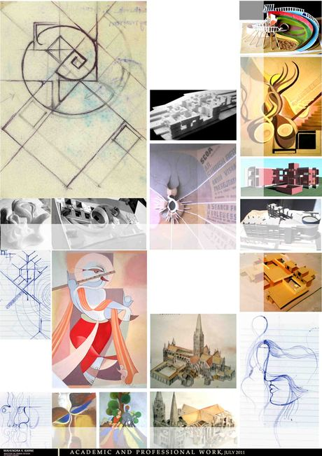Glimpses of my work -