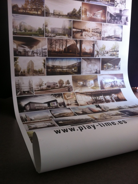 PLAY TIME - Architectonic image > EXPOSITION BCN