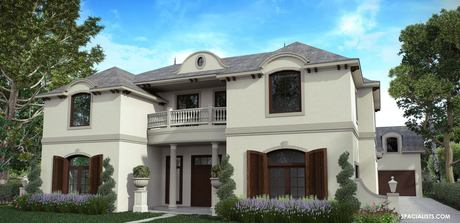 Architectural 3d rendering, rendering, Visual Illustrator, design, 3d, www.spacialists.com