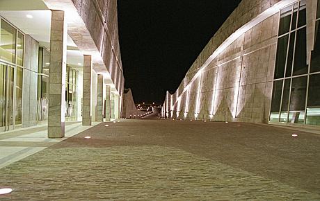 Cidade da Cultura de Galicia, Spain