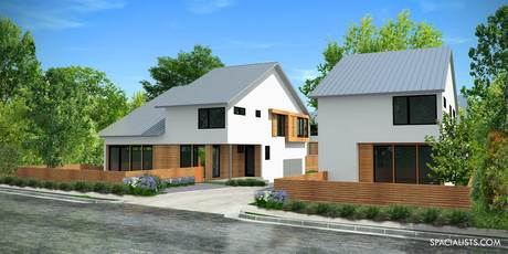 Architectural 3D Rendering, Visualizsatiohn in Texas,