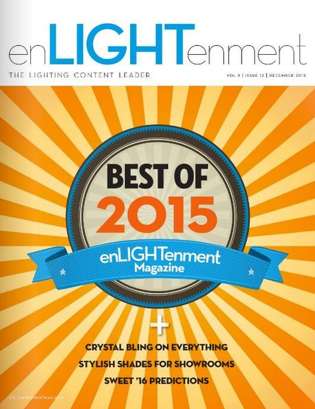 Lightlink is proud to announce EnLIGHTenment Magazine included us in their 'Best of 2105' Products