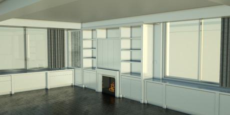 Residential Interiors Strategy & Custom Millwork