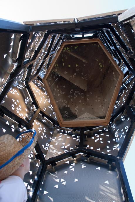 Elevator B at Hive CIty