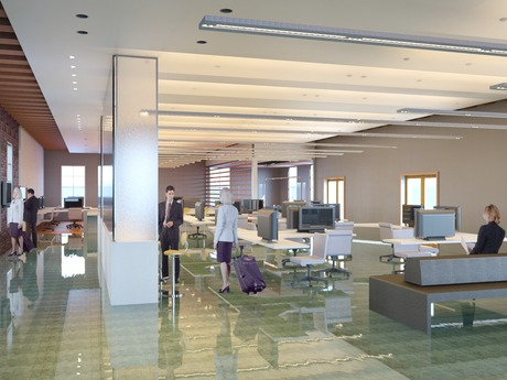 Project iCEN - Open office concept