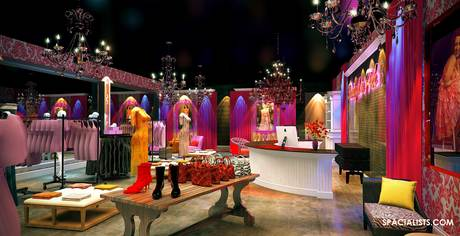 Boutique Store Design By SPACIALISTS - www.spacialists.com -