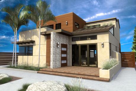 Custom residence in Redondo Beach