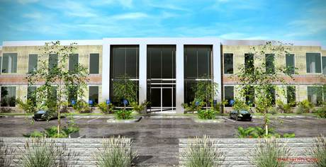 Commercial Architectural 3D, for New project in San Jose, CA