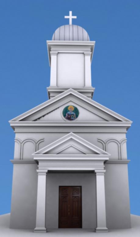 Church Restoration Project in Romania