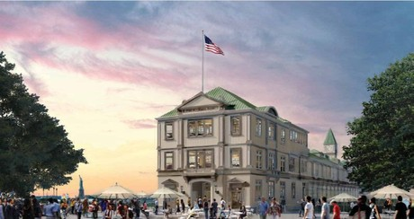 Pier-A Restoration of the first Pier in New York City