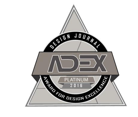 Lightlink Lighting has won 2017 ADEX awards from Design Journal.