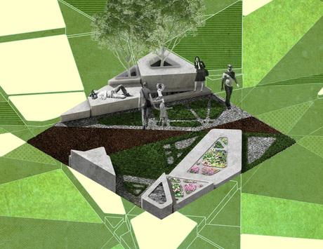 + One Park: Coming Soon #urbangardening #urbanlandscapes #diyproject #modular