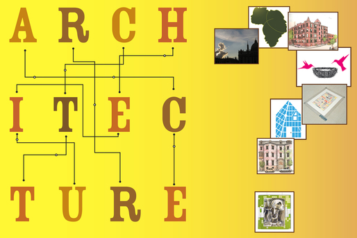 personal work: art frames, logos, drawings, photography – is this architecture?