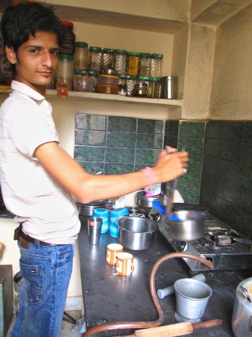 The Micro Kitchen