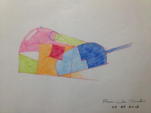 sketch by fumihiko maki