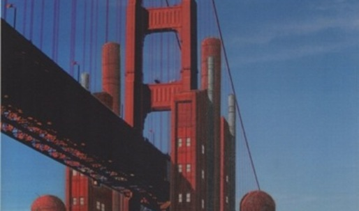 """Unbuilt SF"" showcases past and future Bay Area architecture projects"