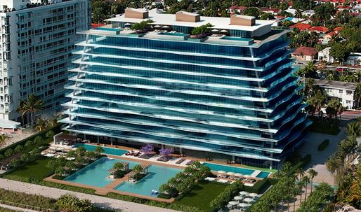 Fendi Launches First Luxury Residential Project