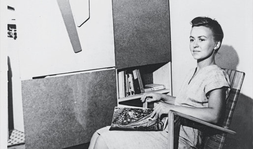 Anne Griswold Tyng, Pioneering Architect