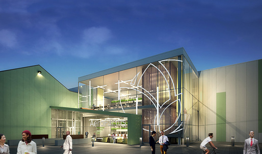 Newark to convert steel factory into world's largest indoor vertical farm