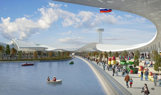 Cushman & Wakefield-led consortium wins Park Russia competition
